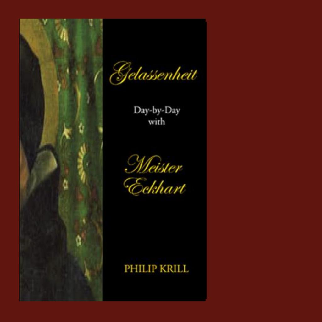 Gelassenheit book by Krill